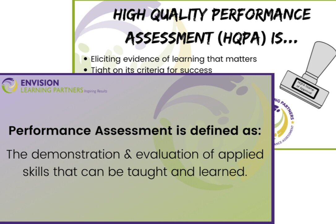 Resource Corner: HQPA Framework