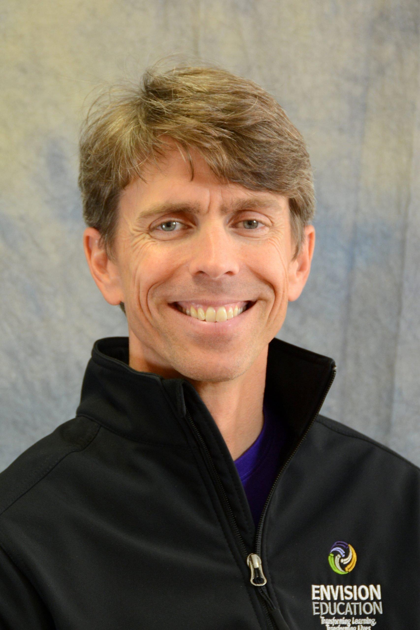 I am ELP: Justin Wells, Executive Director