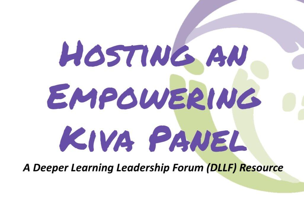 RESOURCE CORNER: Hosting an Empowering Kiva Panel